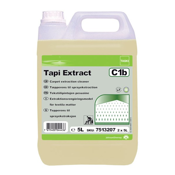Taski Tapi Extract 2 X 5 Litre Diversey Direct
