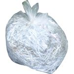 Clear Bin Liners - Pack of 500