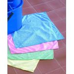 Microfibre Economy Cleanline Cloth - Blue