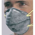 Face mask - Nuisance Odour Respirator - 3M 9915 (pack of 20)