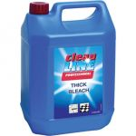Cleanline Thick Bleach 4.7% 5 litre