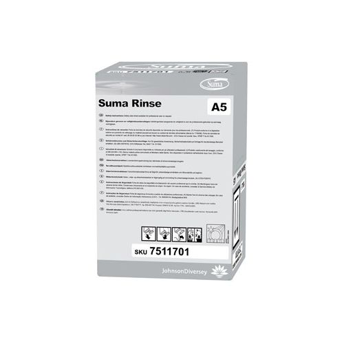 Suma Rinse A5 Safe Pack, 10 Litres