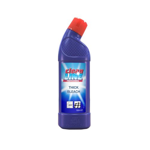 Cleanline Thick Bleach 4.7%, case of 12