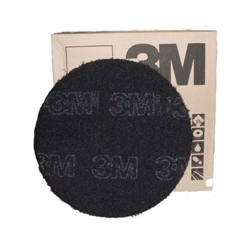 Scotch Brite Black Stripping Floor Pads 17""